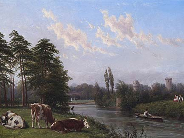 © Rivers Access for All - Avon at Warwick 1858